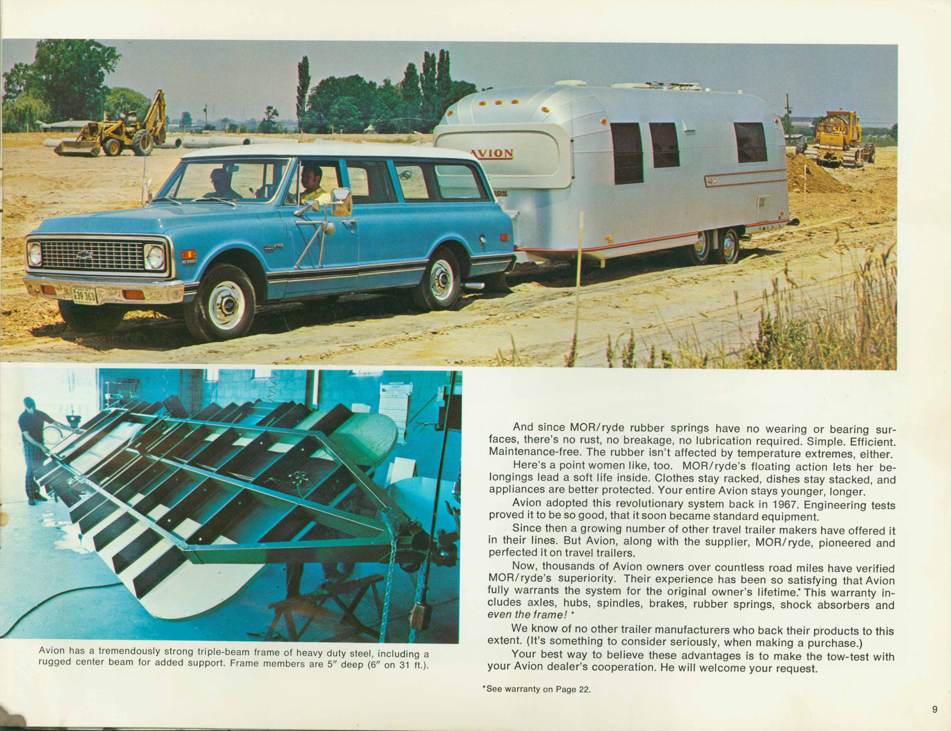 Fleetwood Avion Fifth Wheel Trailers | Autos Post