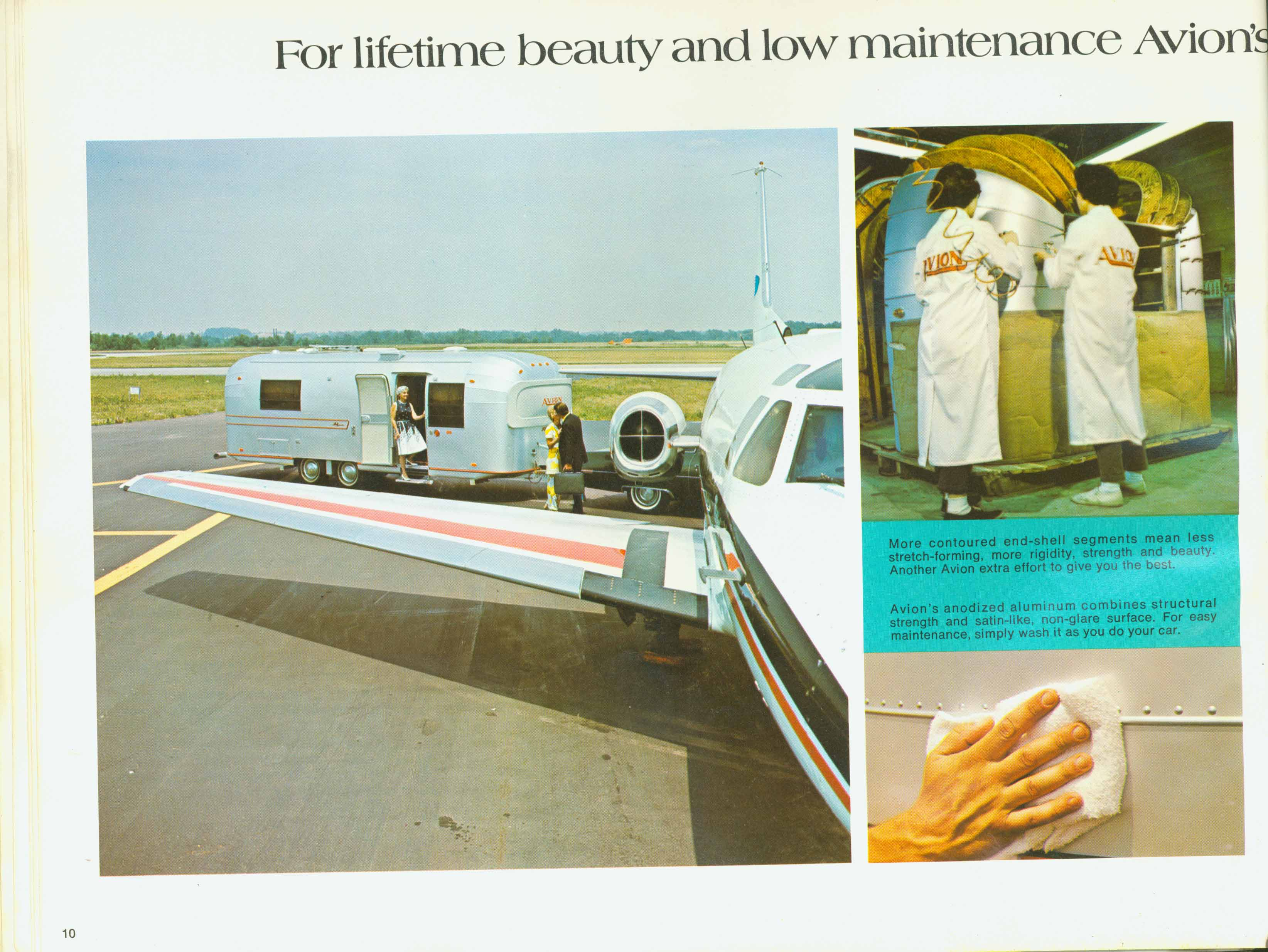 1972_AVION_10 avion travelcade club travel former member fifth wheel fleetwood Ford Motorhome Wiring Diagram at crackthecode.co